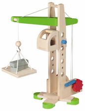 JOUECO Wooden Crane Toy - Brand New