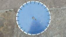 DIAMOND cutting SAW BLADE 14 INCH 3 blades