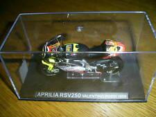 Ixo 1:24 Motorbike Valentino Rossi Aprilia RSV250 1999 - Rare