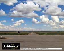 Montana, Big Sky Country-Color Fine Art Photo-8x10-COA-SIGNED!