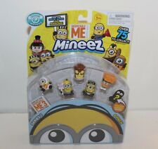 Despicable Me 3 Mineez Series 1 6 Pack Moose Brand New Hidden Mineez Inside! 002