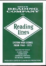 VIGNETTES OF THE READING COMPANY VOL 2 CLEAR BLOCK