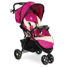 FROGGY Buggy Kinderwagen Sportwagen Baby Kinder Wagen Dingo Raspberry