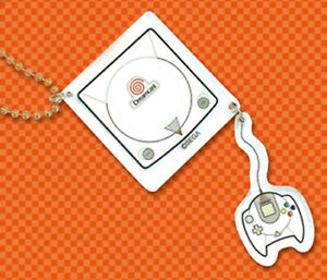 SEGA Hardware Acrylic Key Chain Koro Koro Collection Anhänger: Dreamcast