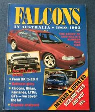 Rare Ford Falcons in Australia 1960-1993 Vintage magazine No. 2 Awesome