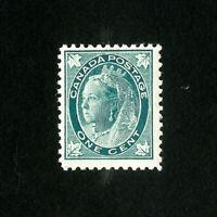Canada Stamps # 67 F-VF OG NH Catalog Value $115.00