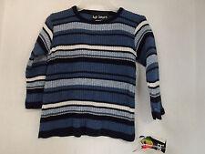 Hip Heart Toddler Girl's Sweater Blue/Silver Size Medium (3T) New !!!