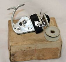 Allcock's Delmatic Mark Two Vintage Fixed Spool Fishing Reel  & Spare Spool