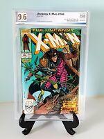Uncanny X-Men #266 PGX 9.6 KEY First Appearance of Gambit (Like CGC) Marvel 1990