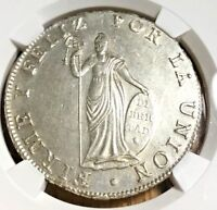1828 G Peru 8 reales Cuzco Cusco NGC UNCIRCULATED Mint pcgs Not Lima Republic