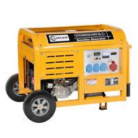 LUMAG G8E Stromgenerator Stromerzeuger Stromaggregat 8kW Benzin