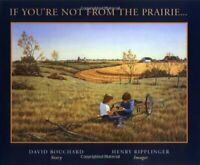 If Youre Not from the Prairie by Bouchard, D Book The Fast Free Shipping