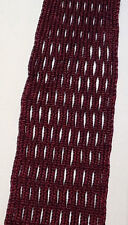 10 Pieces Soft Mesh Attack Maroon