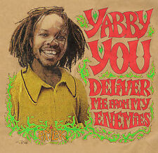 Yabby You- Deliver Me from My Enemies CD (Blood & Fire) OOP