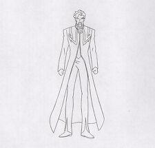 Doctor Strange Sorcerer Supreme Marvel Production Cell Drawing Animation B22