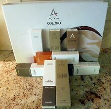 Kemon Liding/Actyva Coloro Permanent Hair Color! Various Colors! Stock Up 2.1oz.