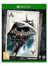 Xbox One Spiel Batman: Return to Arkham NEUWARE