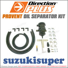 DIRECTION PLUS PROVENT Oil Separator / Catch Can Kit Toyota Land Cruiser 70 UTE