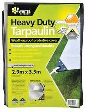 Heavy Duty Tarp - 2.9mx3.5m - 205g/m2
