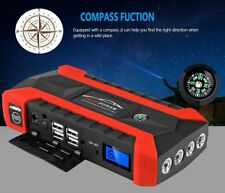 Booster Chargeur Batterie Voiture Démarrage Auto Diesel 20000mAh Jump Starter