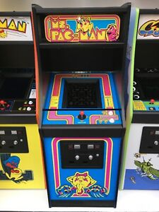 Namco Ms Pacman 1/4 Scale Brand New In Box Unopened Quarter Arcade Numskull