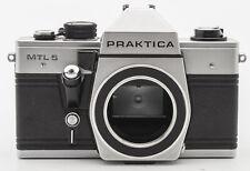 Praktica MTL 5  SLR Gehäuse Body SLR Kamera Spiegelreflexkamera Camera