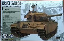 Afv club 1/35 IDF SHOT Centurion Mark 5 & 5/1 1967 Early type