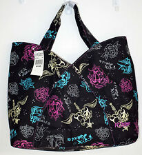 Fox Racing Girl Tote Bag name Papillion Black