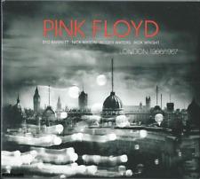 Pink Floyd - London 1966/1967 - Progressive Art Rock Pop Music Cd