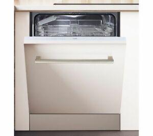 Brand new LOGIK LID60W20 Full-size Fully Integrated Dishwasher