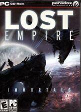 LOST EMPIRE Immortals (PC Game) conquer/explore hidden knowledge of the universe