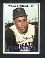 1967 Topps #140 Willie Stargell EXMT+ Pirates 124767
