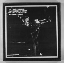 MOSAIC BOX SET:  Pacific Jazz Live Recordings:Chet Baker Quartet/ Russ Freeman