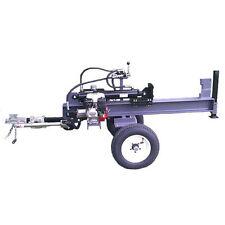 Splitting Edge 20-Ton Honda-Powered Commercial Horizontal Gas Log Splitter