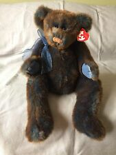"Ty Classic ""Broderick"" Plush Toy Bear"