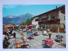 MERANO Meran Caffè PANORAMA Seggiovia Monte Benedetto Bolzano vecchia cartolina
