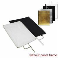Meking Reflector Diffuser Cloth For Studio Lighting Stainless Flag Panel Frame