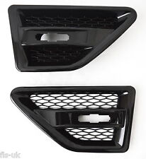 LAND ROVER FREELANDER 2 SIDE VENTS - GLOSS BLACK - FL2SV-B