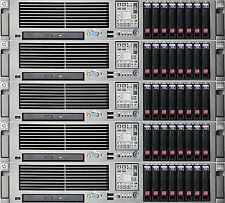 HP Proliant DL380 G5 2U Xeon 2.33Ghz *2 Quadcore, 32GB DDR2, 146GB*2, 2RPS