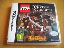 PIRATES DES CARAÏBES   LEGO   LE JEU VIDEO   !  JEU DS / LITE / DSI / 2 DS