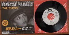 "Vanessa Paradis – Joe Le Taxi / Varvar Pavlovna Japan Promo 7"" Vinyl 5DM 0214"