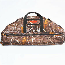 Archery Arrow Bow Backpack Bag Case Pouch Holder Recurve Longbow Compound Bow