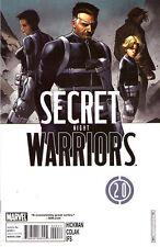 SECRET WARRIORS #20 (2009) - Back Issue