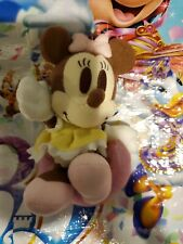 Sega disney Minnie Mouse Keychain Plush