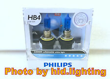 GENUINE Philips Diamond Vision HB4 9006 5000K headlight bulb light lamp