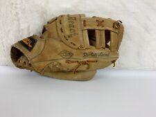 "Vintage Reach Leather Baseball Softball Glove 8203 13"" Rht Rawhide Laced"