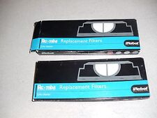 2 Packs of 3pcs New Filters for 400 series iRobot Roomba Vacuum
