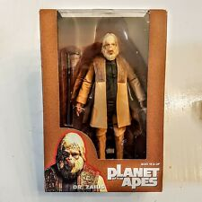 """DR ZAIUS Planet Of The Apes NECA 7"""" Collectible Action Figure V.2 Sealed Box NM"""