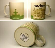 ▓#▓ Starbucks City Mug Icon AACHEN * Germany Tasse 16oz NEW with SKU  ▓#▓