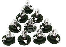 OSRAM 2431 12v 1.3w luz interior velocímetro peras velocímetro iluminación pera 10 piezas